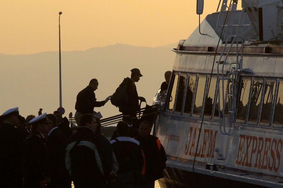 Grecia deportazione Turchia