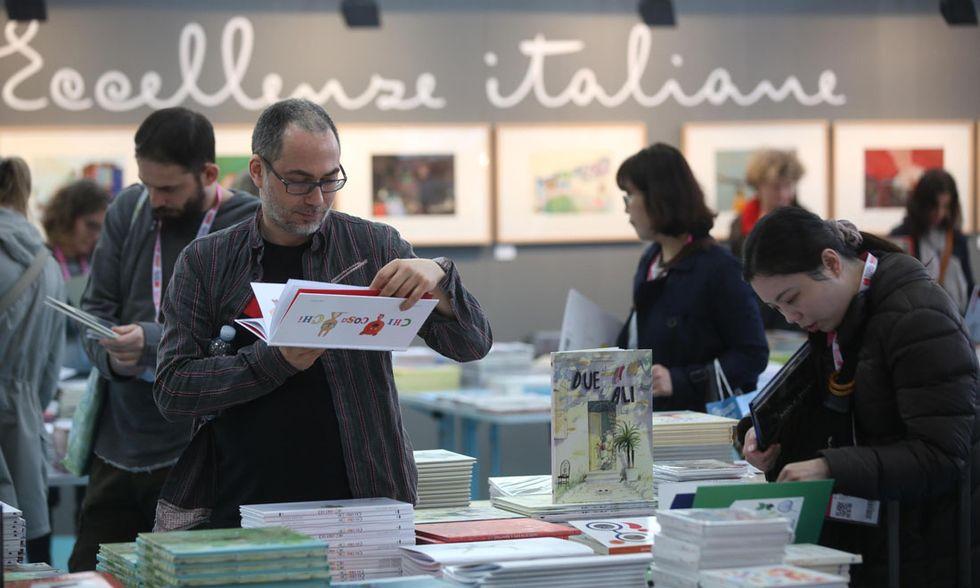 Fiera libri per Ragazzi di Bologna