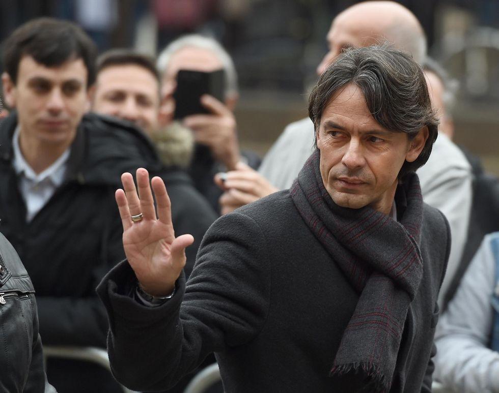 Pippo Inzaghi riparte dal Venezia: contratto in Lega Pro