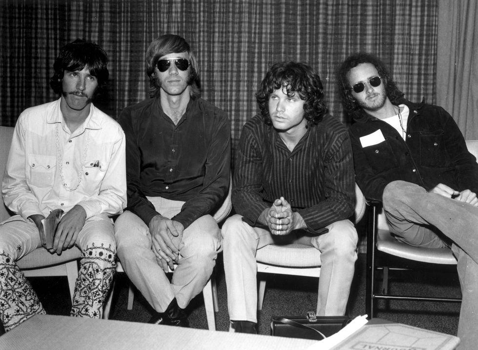 The Doors, i 50 anni della band