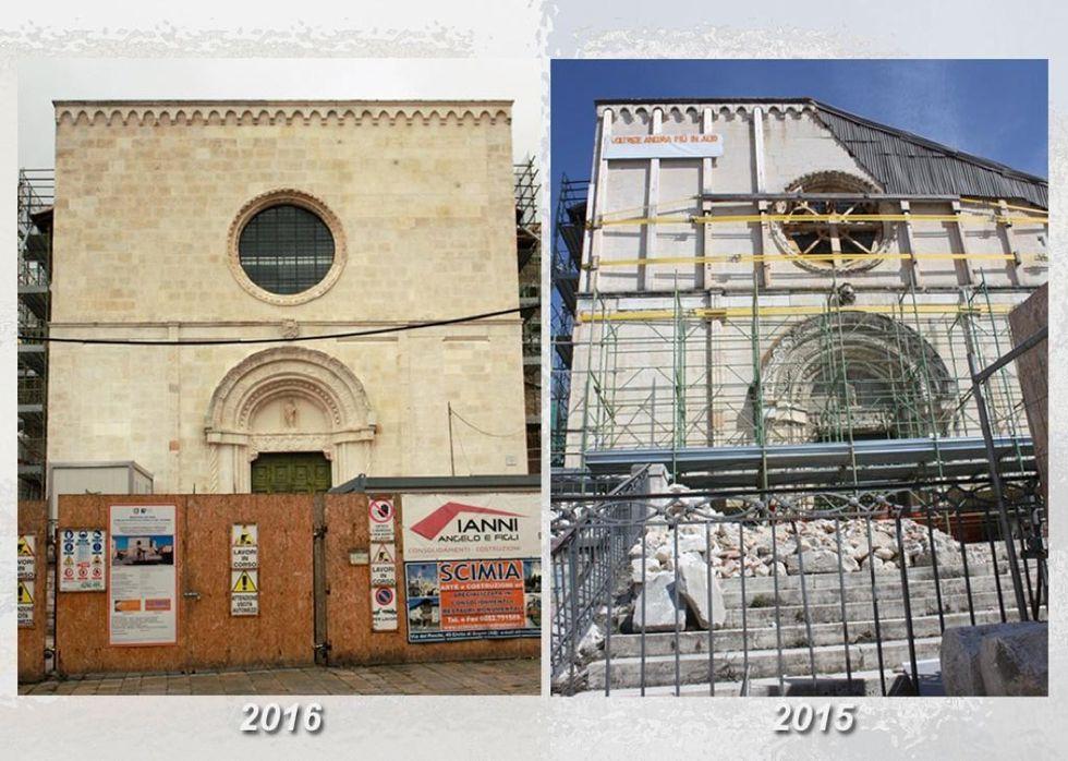 L'Aquila 7 anni dopo il terremoto - Foto