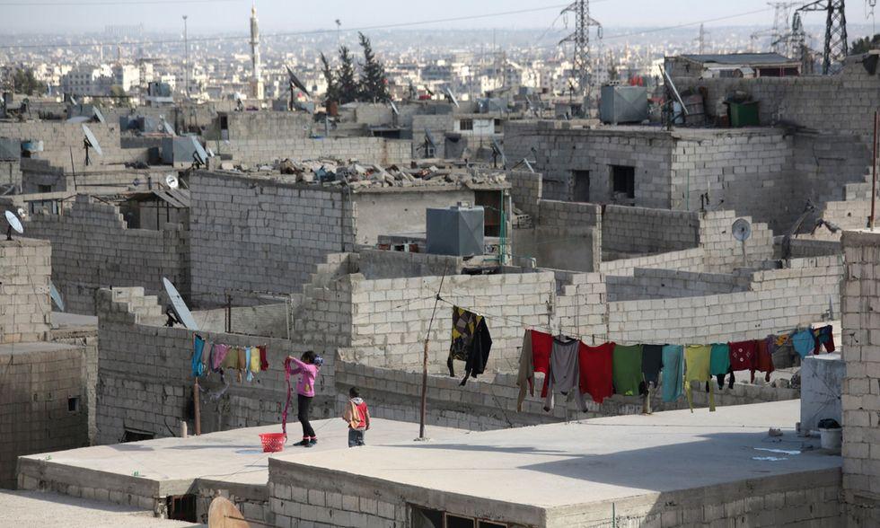 Siria guerra tregua Damasco