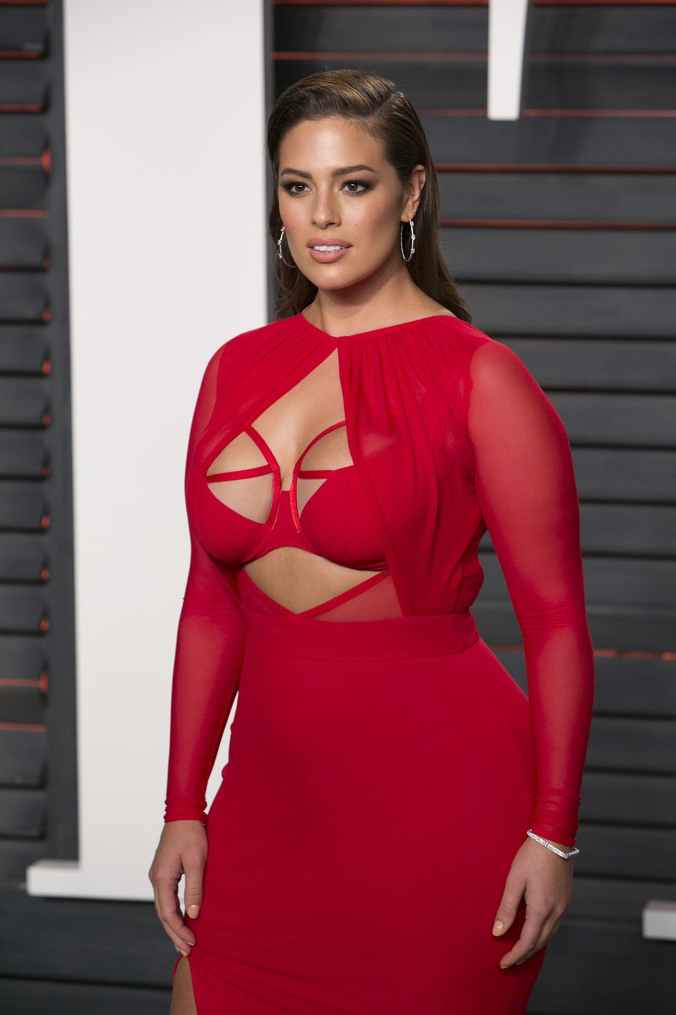 Ashley Graham Glamour Woman of the Year 2016