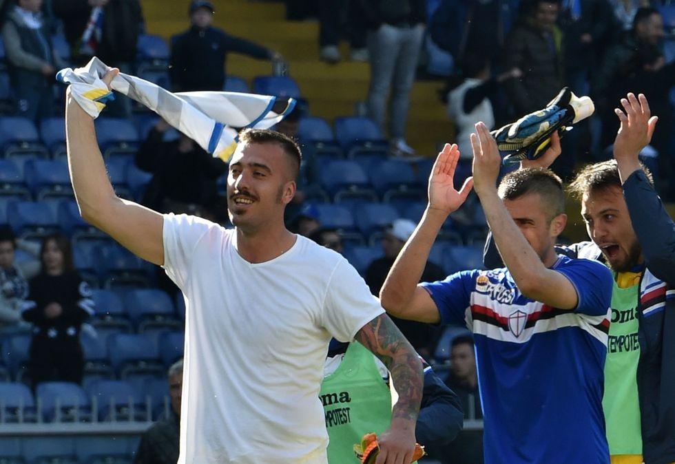 Sampdoria - Udinese 2-0, le immagini più belle dal Luigi Ferraris