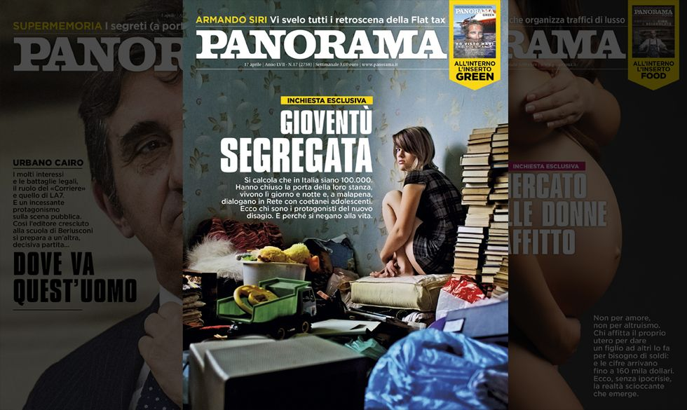 copertina Panorama