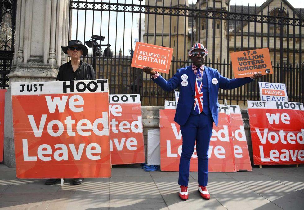 Brexit-leave
