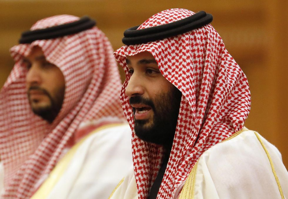 Principe Arabia Saudita Mohammed Bin Salman