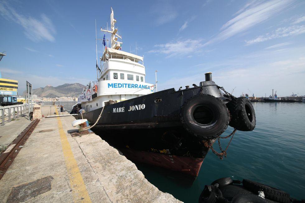 MAre Jonio Ong Mediterranea migranti