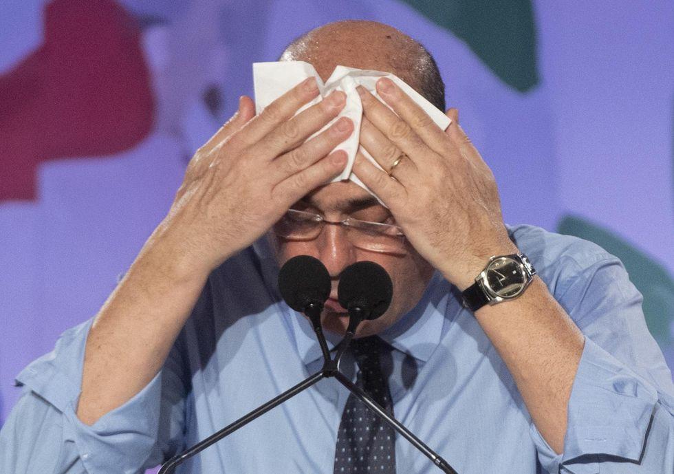 Nicola Zingaretti segretario Pd