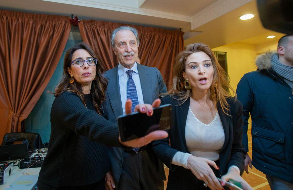 Vito Bardi Basilicata elezioni regionali