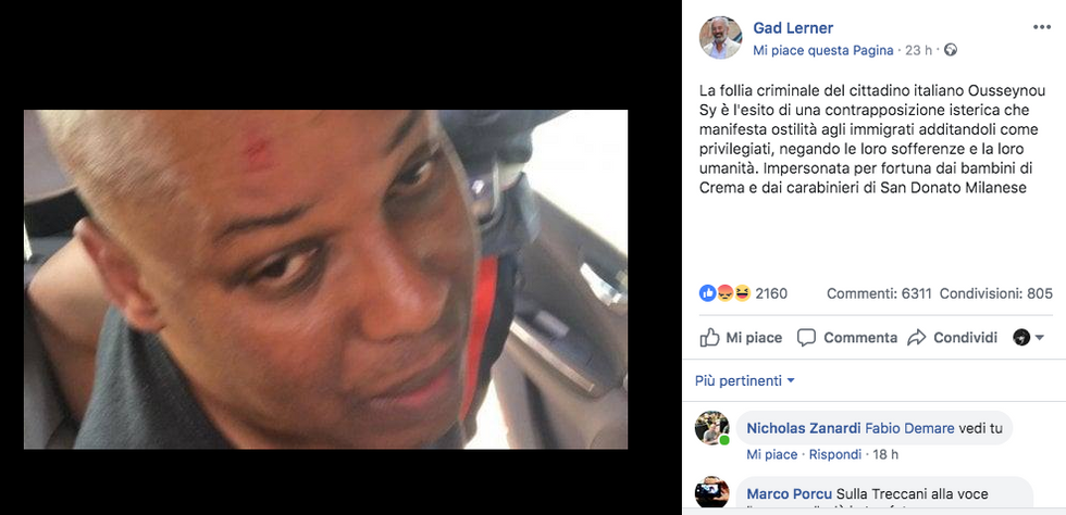 Ecco chi difende Sy, senegalese, terrorista, che voleva uccidere 51 bambini