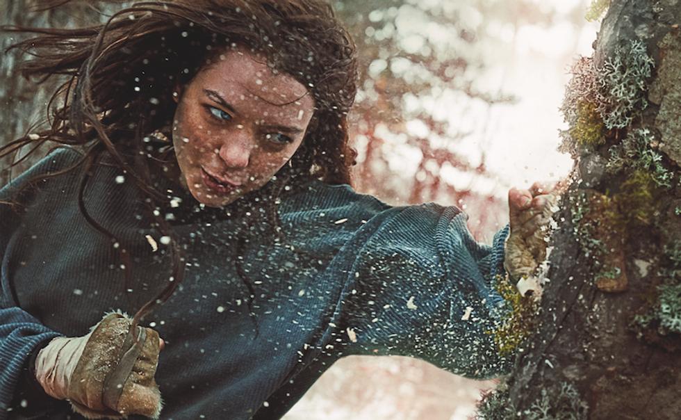 Hanna, la serie tv di una donna coraggio ad alta tensione