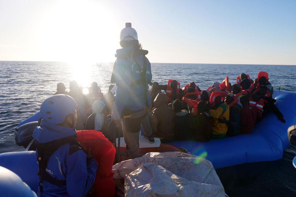 migranti italia missione sophia europa