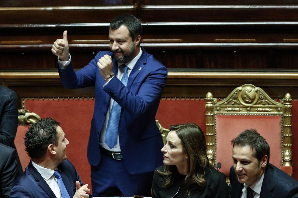 Salvini Legittima Difesa