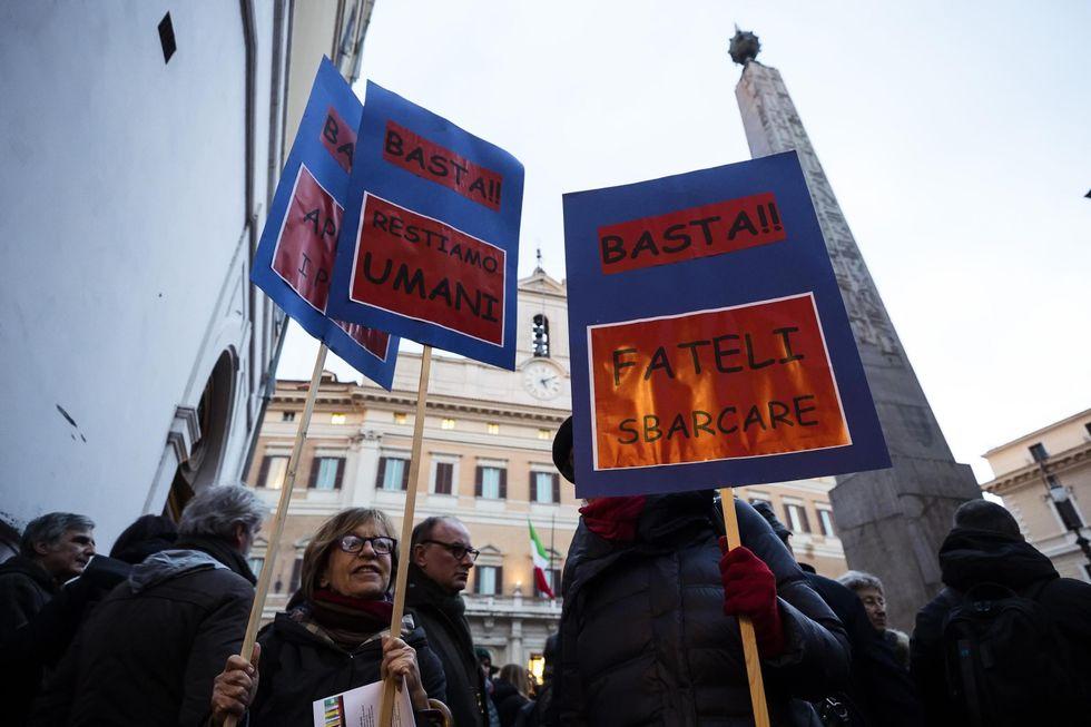 razzismo migranti Italia
