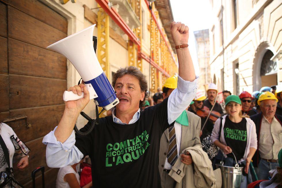 Giorgio Tirabassi L'Aquila-Grandi speranze