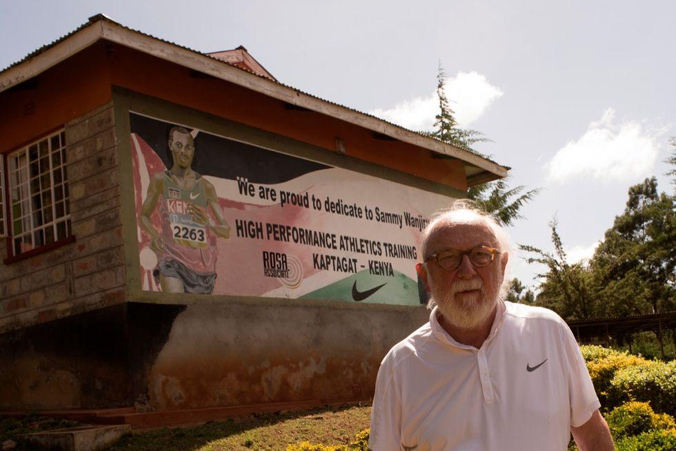 Kenya maratona Gabriele Rosa