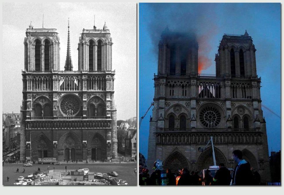 Notre-Dame: la storia di un simbolo della Francia nel mondo