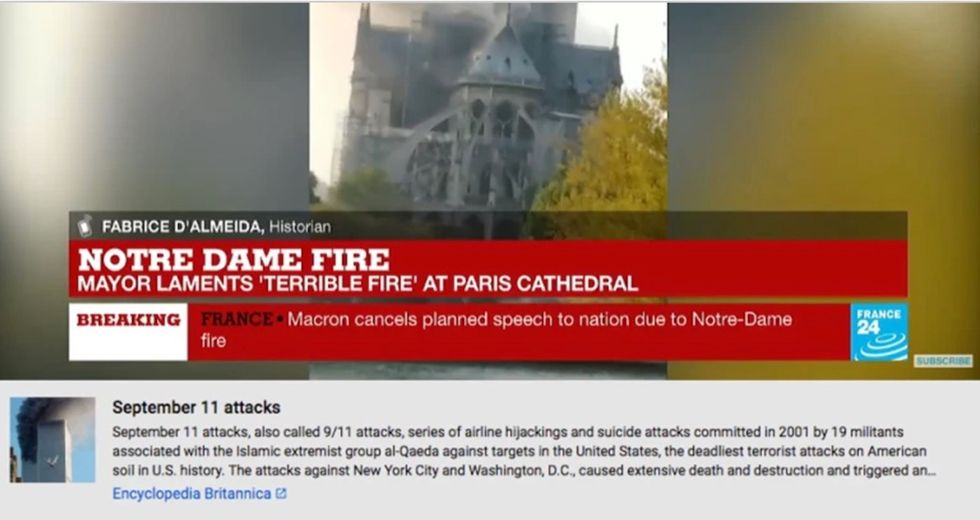 notre dame youtube