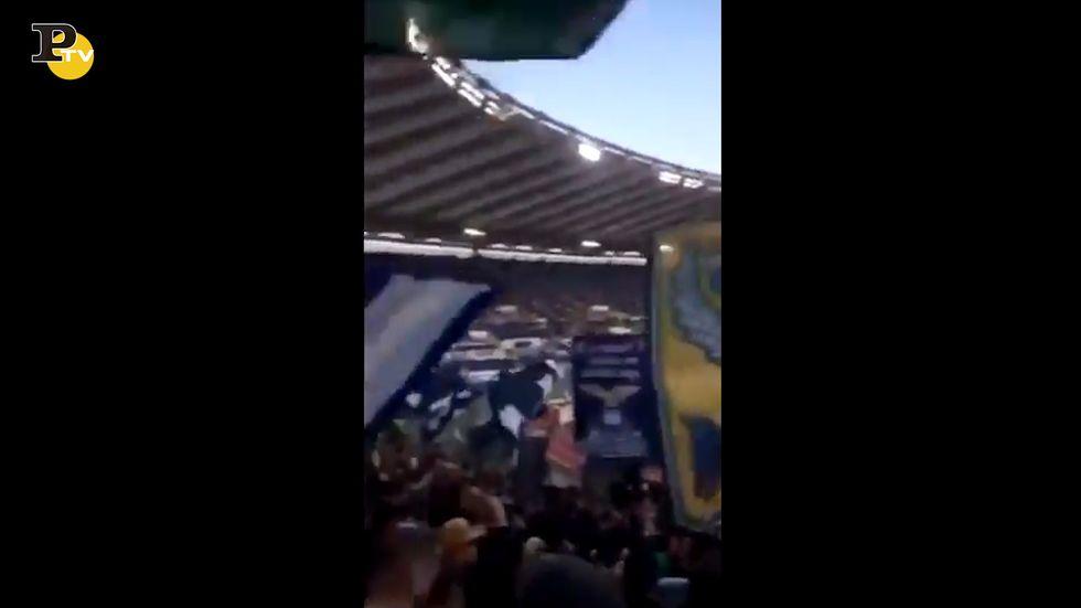 Curva Lazio, cori discriminatori contro Bakayoko