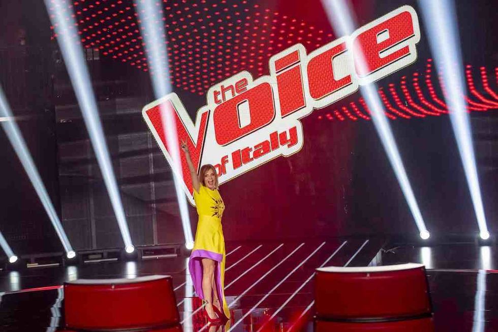 The Voice 2019 Simona Ventura