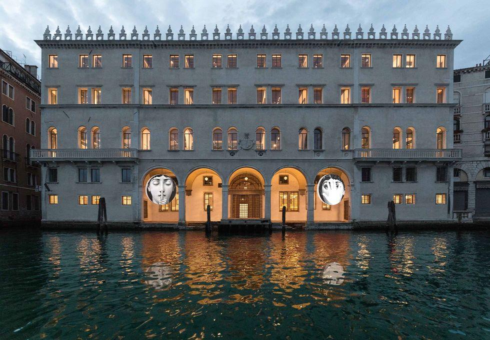 La Regola del Sogno - Installazione di Barnaba Fornasetti e Valeria Manzi