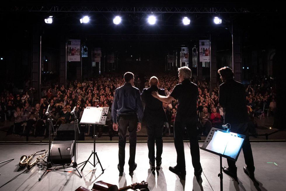 Il Torino Jazz Festival illuminato dalle stelle John Paul Jones e Kyle Eastwood