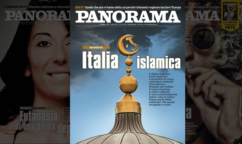 Italia Islamica - Panorama in edicola