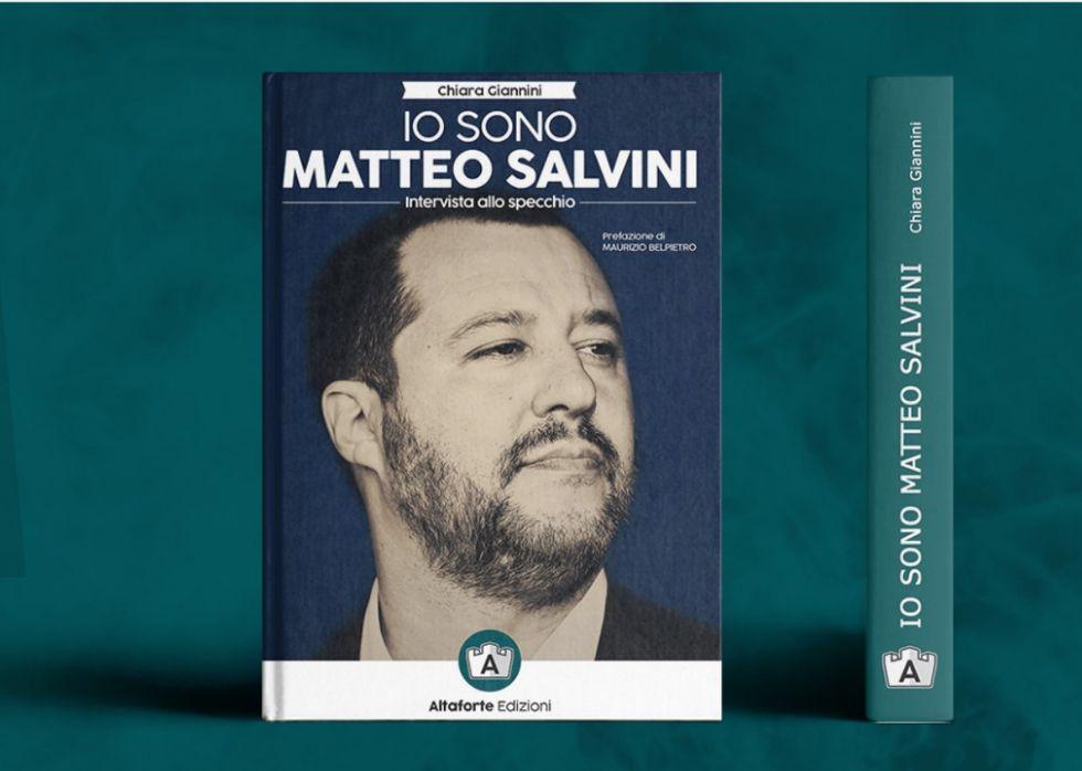 copertina libro Salvini Altaforte