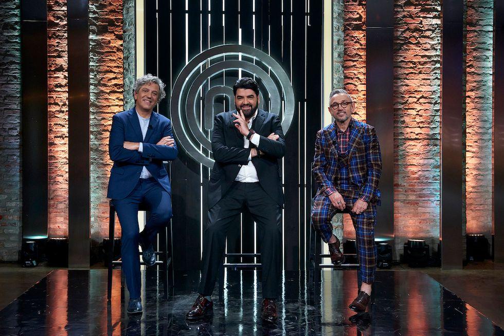 Giorgio Locatelli, Antonino Cannavacciuolo, Bruno Barbieri