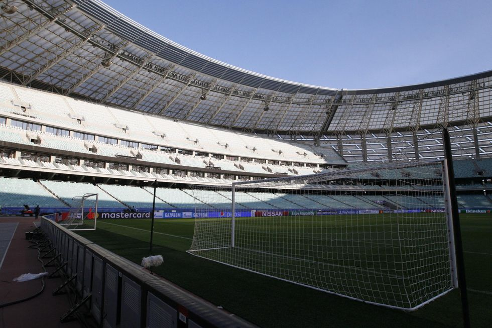 europa league finale arsenal chelsea baku polemiche