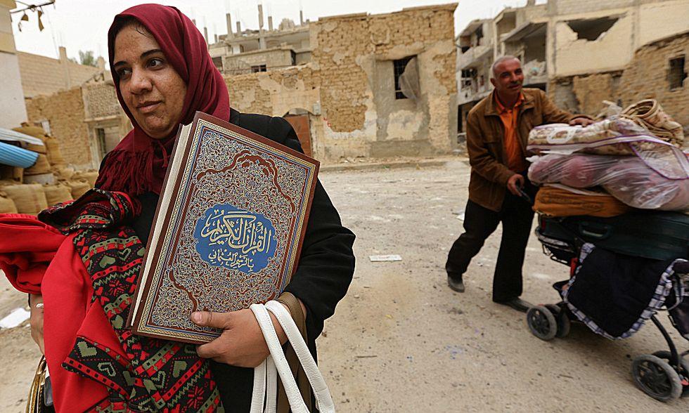 Palmira, i civili dimenticati