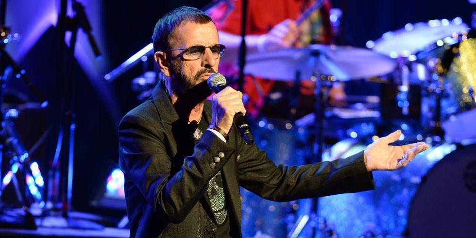 Ringo Starr annulla il concerto in North Carolina, Cyndi Lauper no