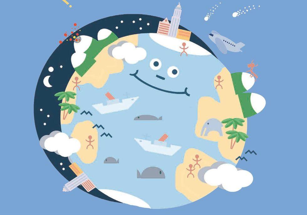 7 libri per raccontare la scienza ai bambini