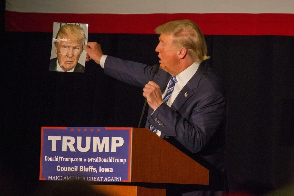 La vittoria di Trump? Non è stata influenzata dalle bufale su Facebook