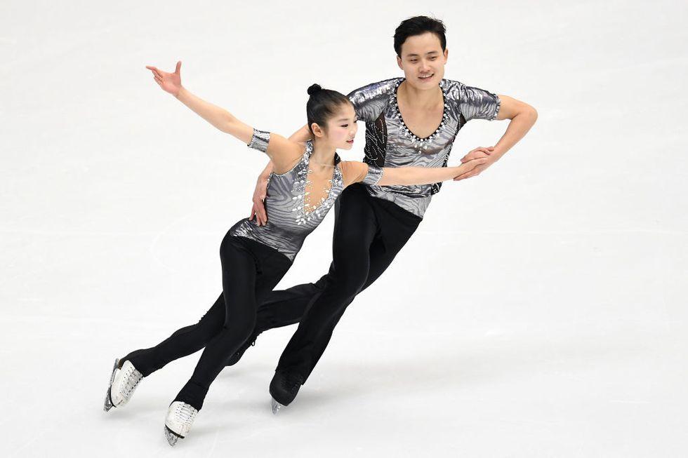 pattinatori-corea-del-nord