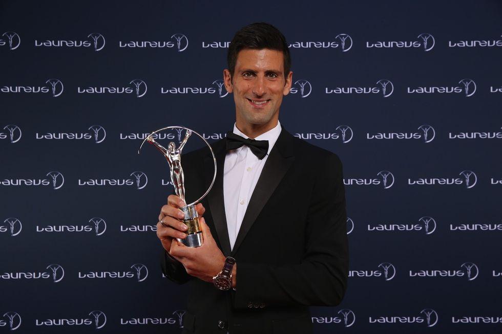 Laureus Awards, gli Oscar dello sport a Djokovic, Serena Williams e All Blacks
