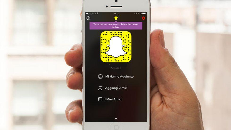 Snapchat si aggiorna: ecco le nuove funzioni