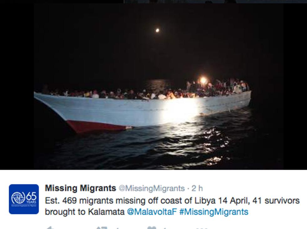 Migranti, confermato il naufragio con 500 morti