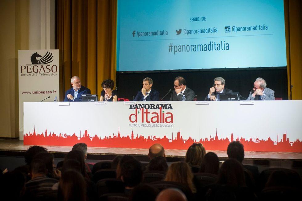 """Il """"modello Macerata"""": estero, cultura, innovazione - FOTO e VIDEO"""