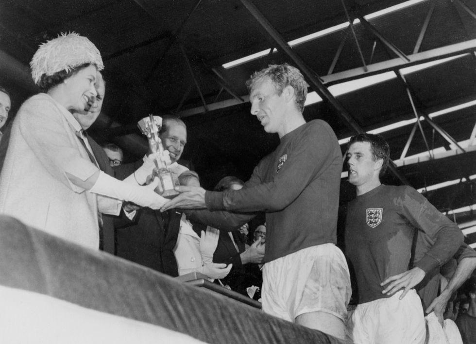 I 90 anni di Elisabetta II: la Regina e lo Sport - foto