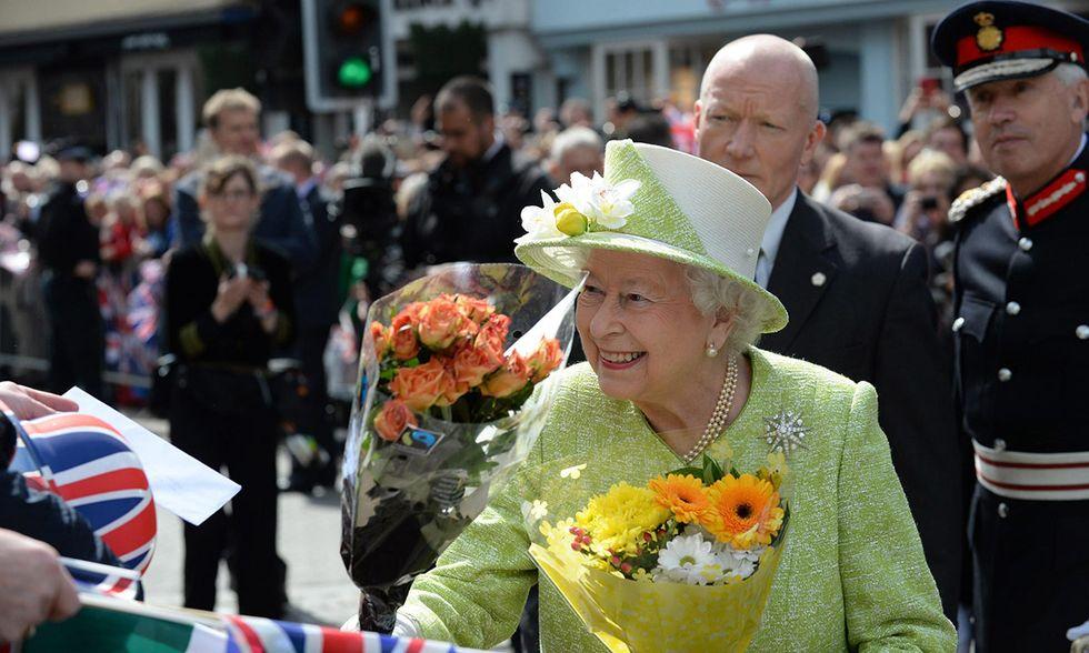 90 anni della Regina Elisabetta II
