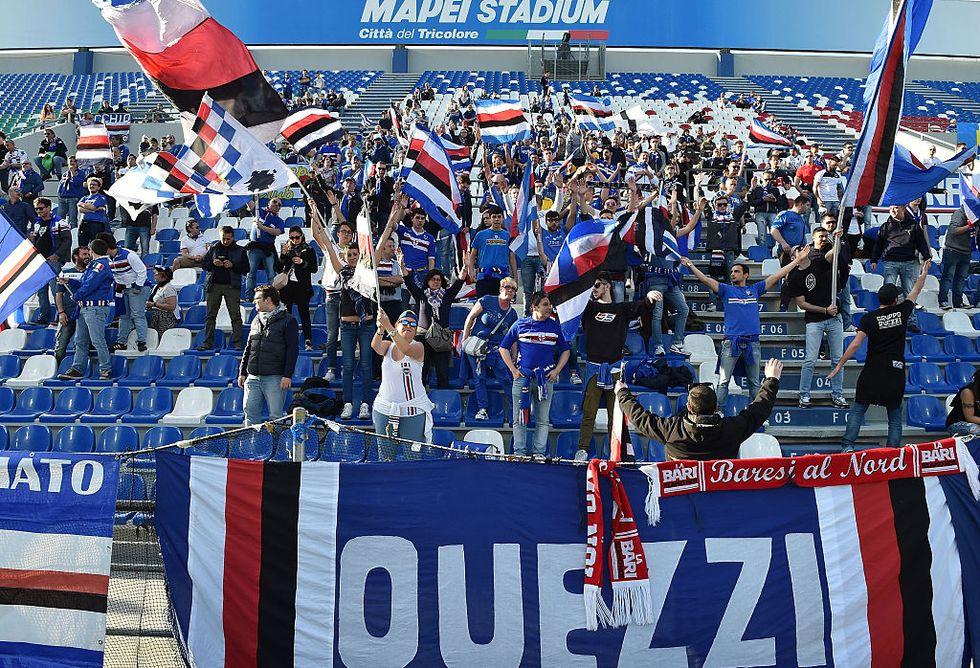 Sassuolo - Sampdoria 0-0: tutte le immagini