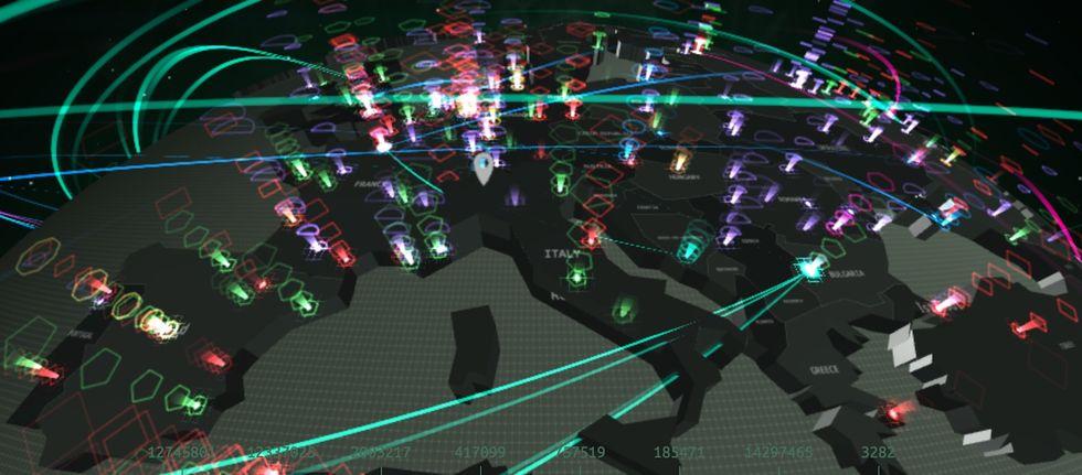 mappe interattive