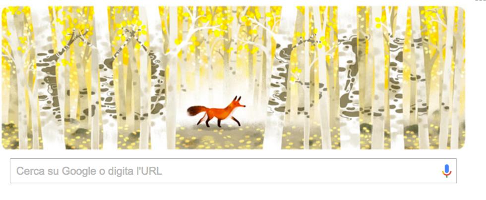 Giornata della Terra, un doodle per celebrarla