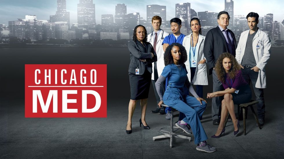 Chicago Med: foto, video e cose da sapere