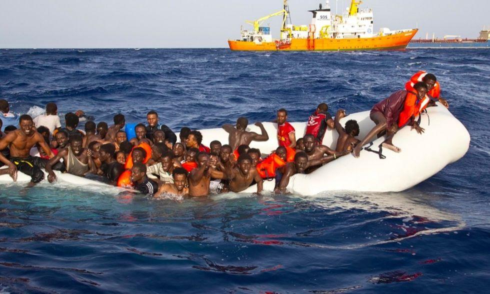 Strage di Migranti nel Mediterrenao
