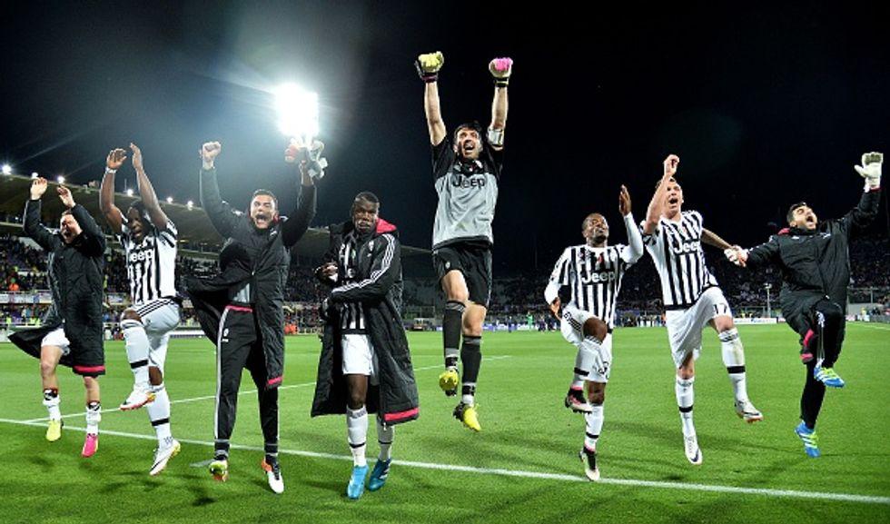 Festa Juventus: ecco lo scudetto n°32, il quinto consecutivo