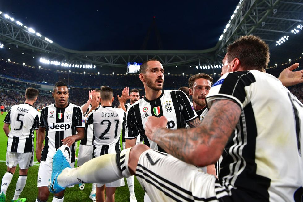 Juventus finale Champions League 2017 cardiff