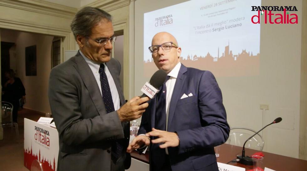 """Luca Altieri: """"C'è un forte divario tra domanda di lavoro e offerta di lavoro"""""""